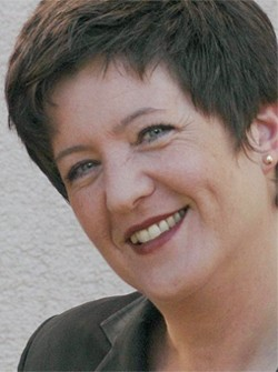 Martina Parzer Persönlichkeitstrainerin